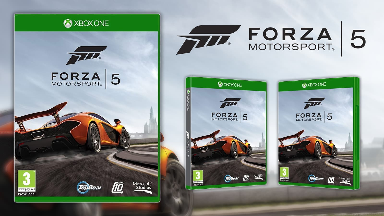 Forza Five