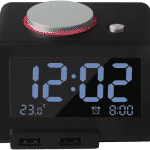 Homtime Multi-function Alarm Clock