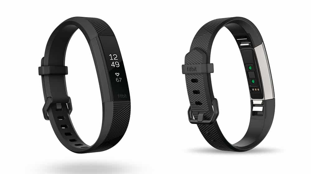 FitBit Alta HR – Fitness Tracker Watch for Kids