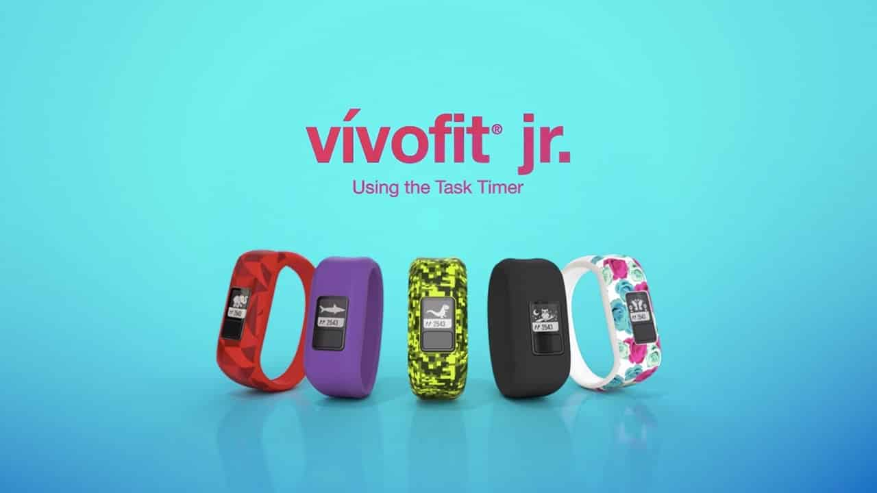 Garmin Vivofit Jr. – Cheap Activity Tracker