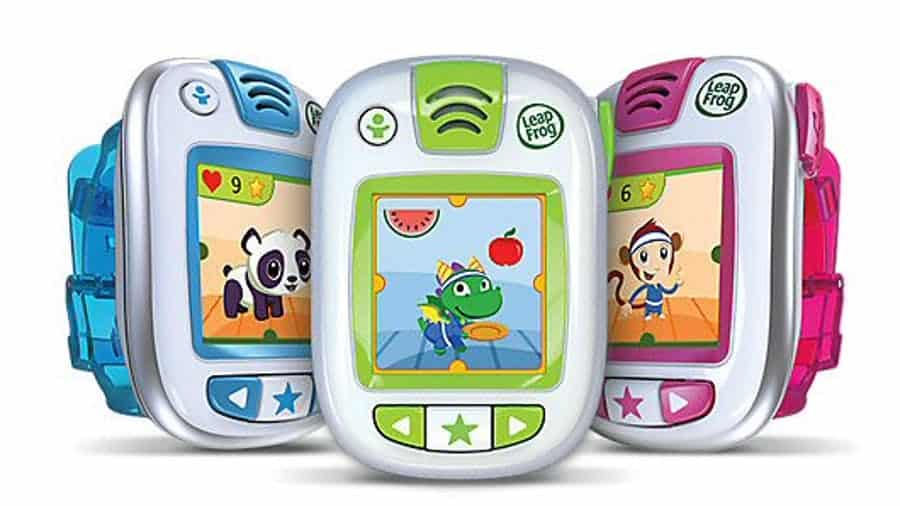 LeapFrog LeapBand Kids Activity Tracker