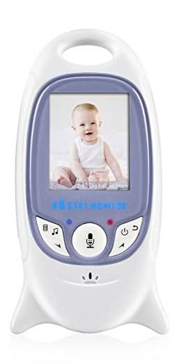 3. Video Baby Monitor with Night Vision Camera