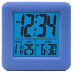 La Crosse Equity Soft 70905 Cube LCD Clock