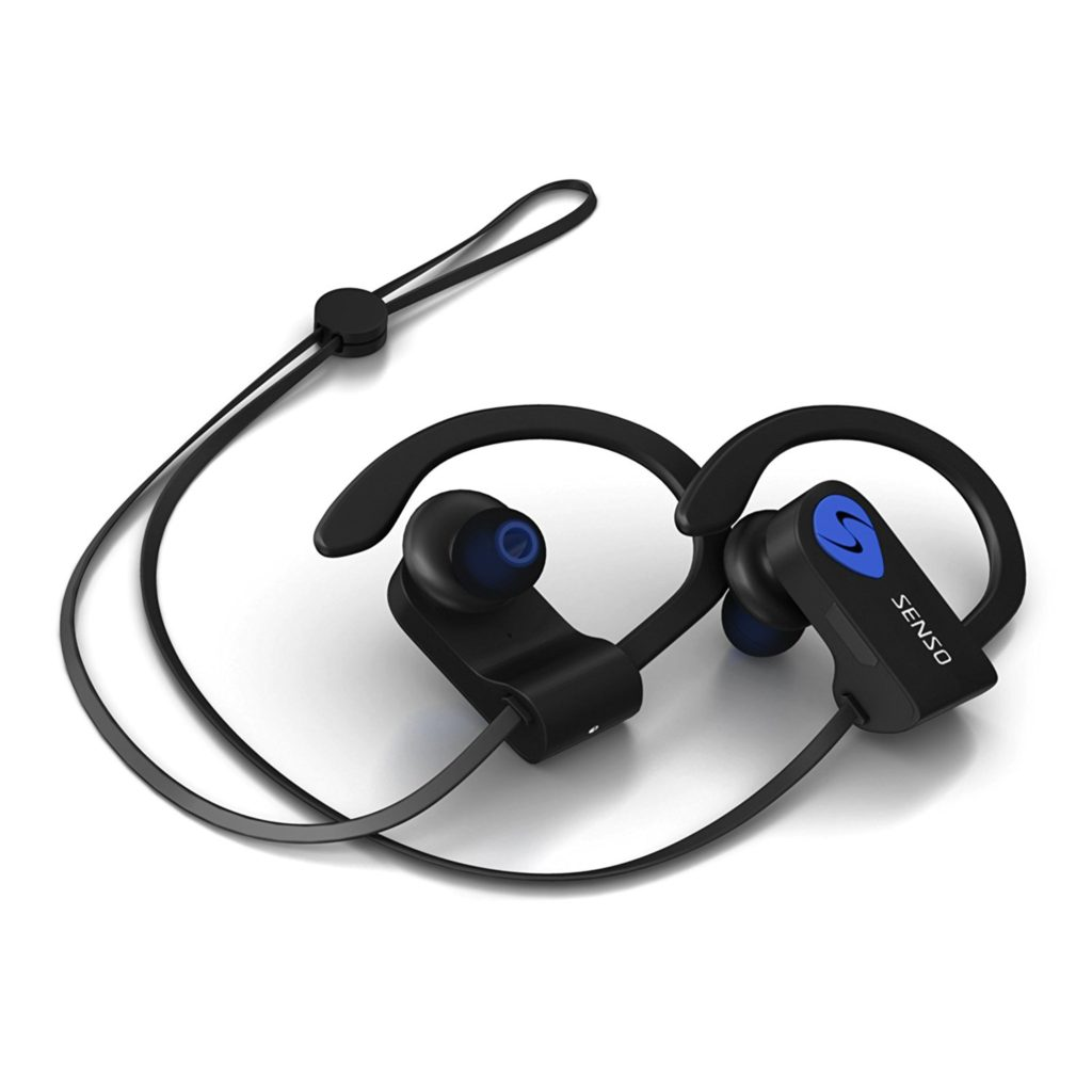 Senso ActivBuds S-250 Waterproof Bluetooth Headphones