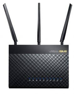 Asus Dual RT-AC68U Band AC-1900 Wireless Router