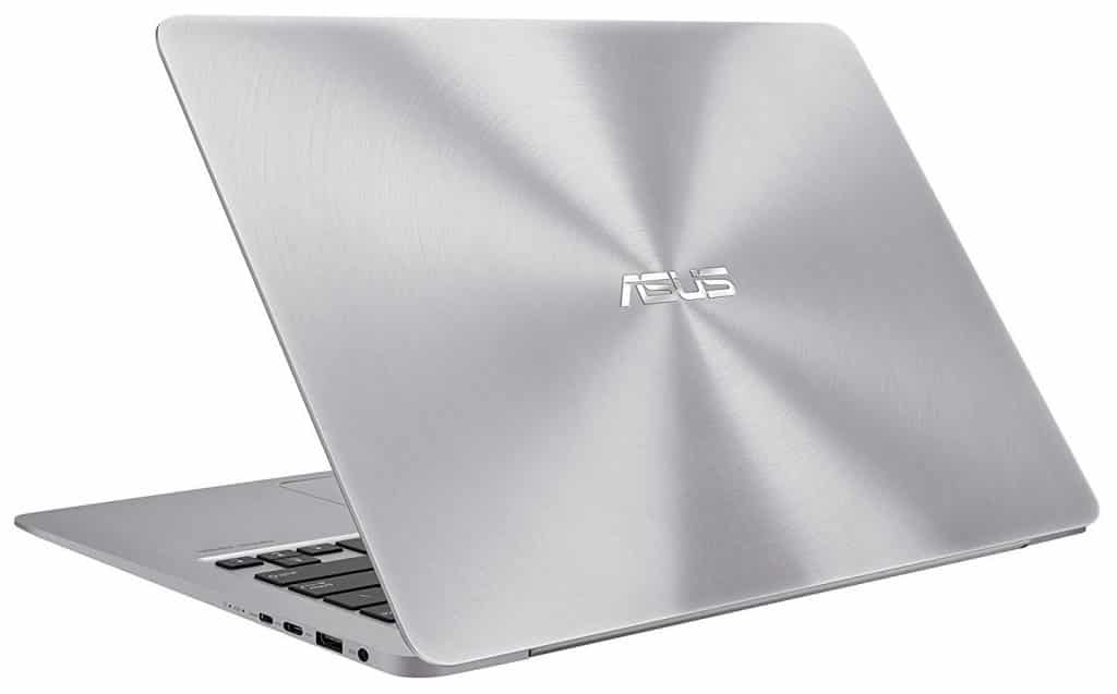 Asus ZenBook laptop for computer science