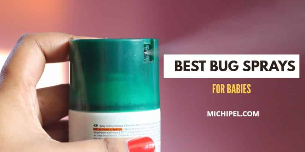 Best Bug Sprays and Mosquito Repellents for Babies