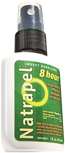 Natrapel Repellent Wipes