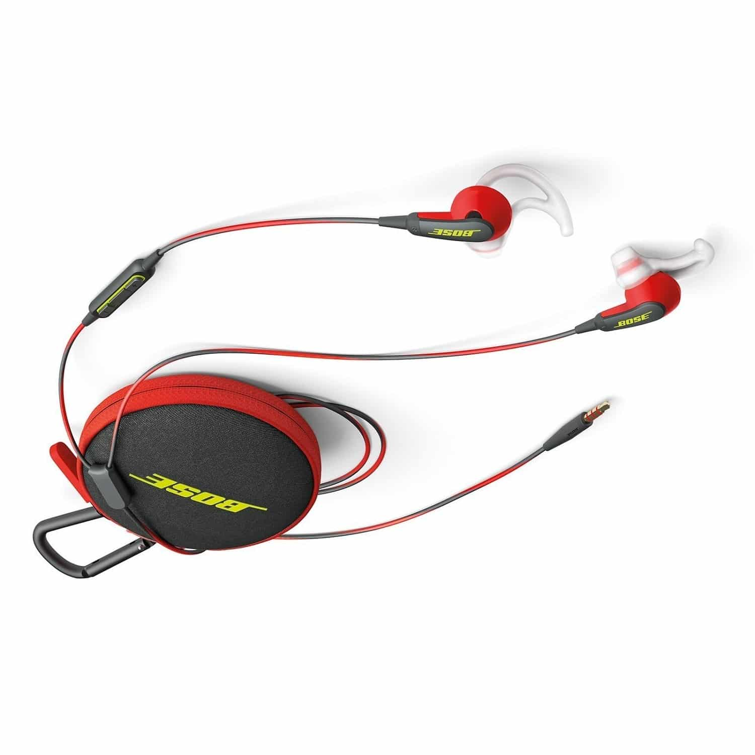 Bose SoundSport in-ear Headphones for small ear canals