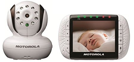 Motorola MBP36 Long Range Video Baby Monitor