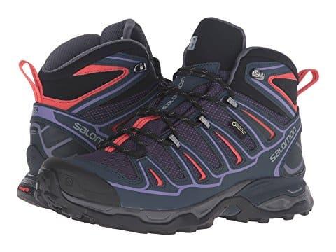 Salomon Women X Ultra Mid 2 GTX Hiking Shoe