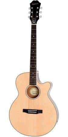 Epiphone PR4E Acoustic Electric Guiter for Under 300