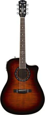 Fender T-Bucket 300CE Electric Acoustic Guitar