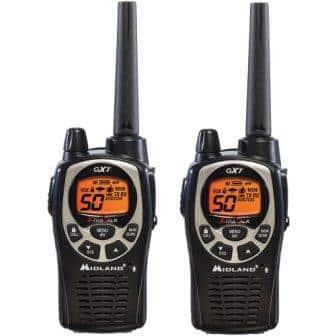 Midland GXT1000VP4 36-Mile Radio
