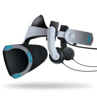 Bionic Mantis PSVR Headphones