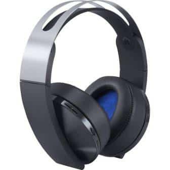 Sony's PlayStation Platinum Wireless