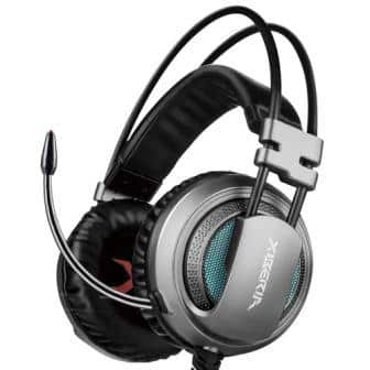 XIBERIA USB Headset with Microphone