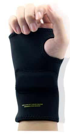 EXCO Wrist Support Gloves for PC Gamers
