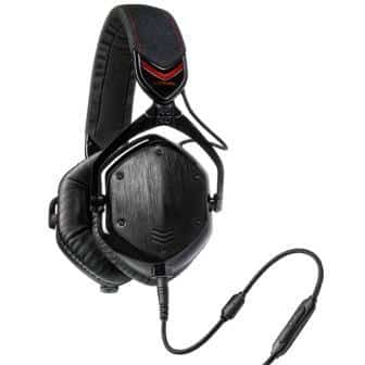 V-MODA Crossfade M-100 Over-Ear Noise-Isolating Metal He