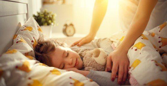 customize child sleeping hours
