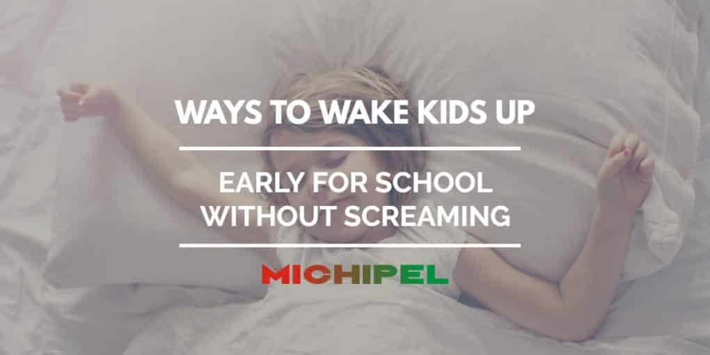 wake up kids