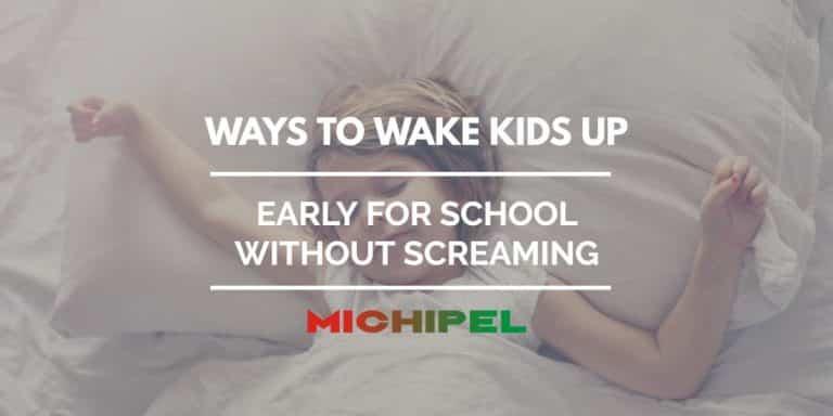 wake up kids