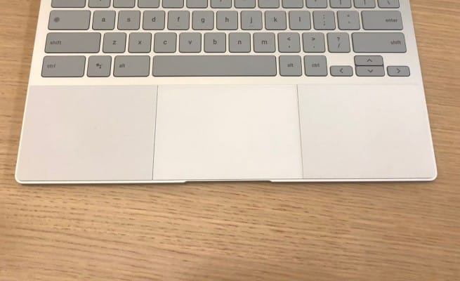 chromebook touchpad trick