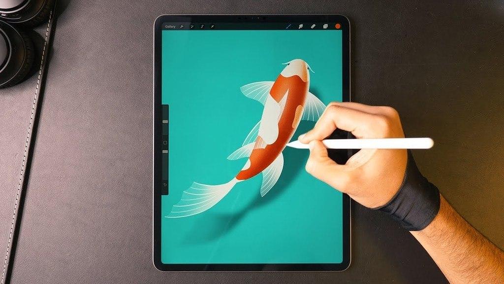 draw a fish