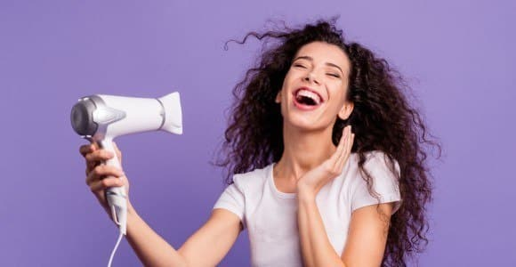 history of hair dryers