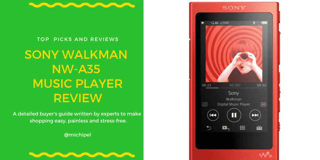 Sony Walkman NW A35