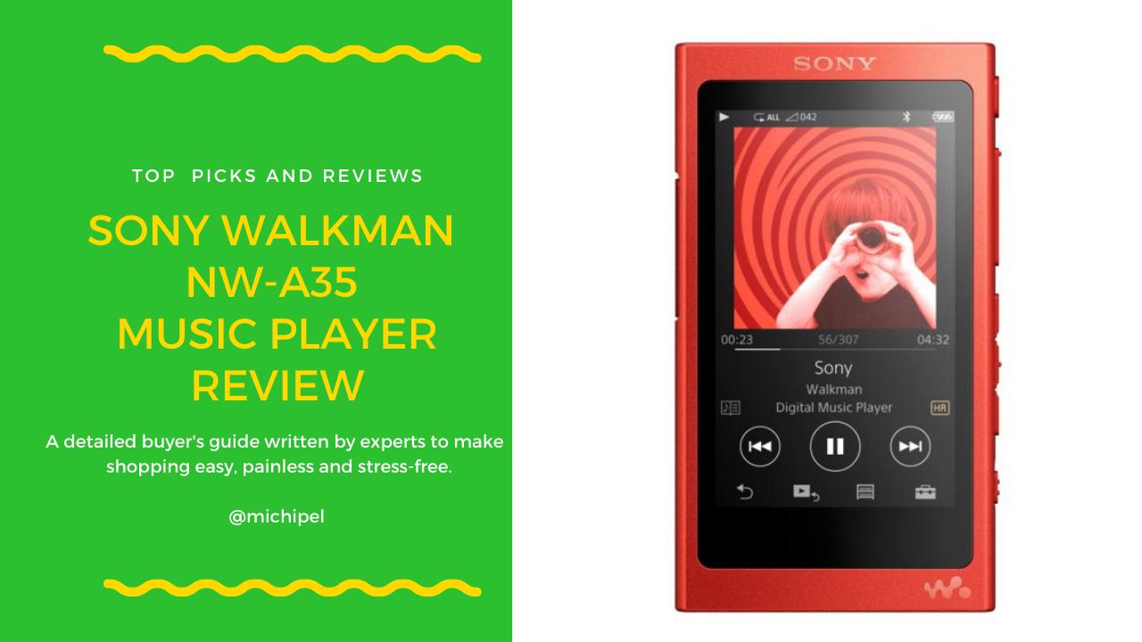 Sony Walkman NW A35